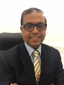 Professor Yogesh Bajaj ENT Consultant